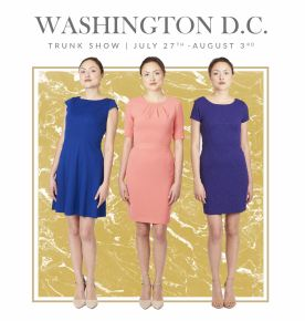 Washington D.C. Pop-Up Insta Announcement