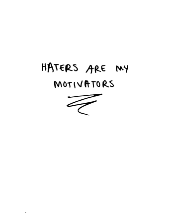 haters-are-my-motivators