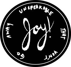 joy-unspeakable