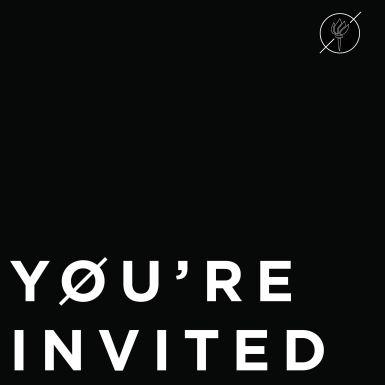 Possible event invite design