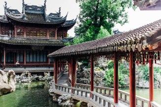 Yuyan Gardens, Shanghai